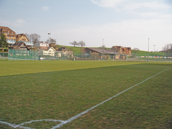 Bild Fussballplatz Kreckel
