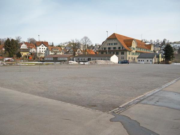 Bild Kiesplatz