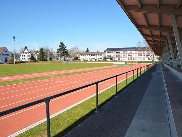Bild Leichtathletikanlage/Rundbahn Ebnet