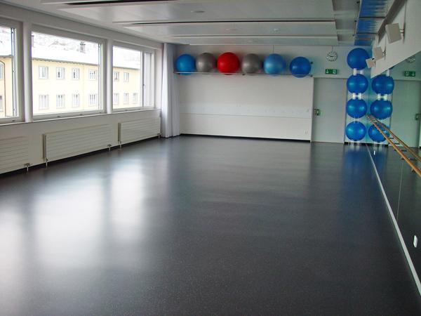 Bild Gymnastikraum