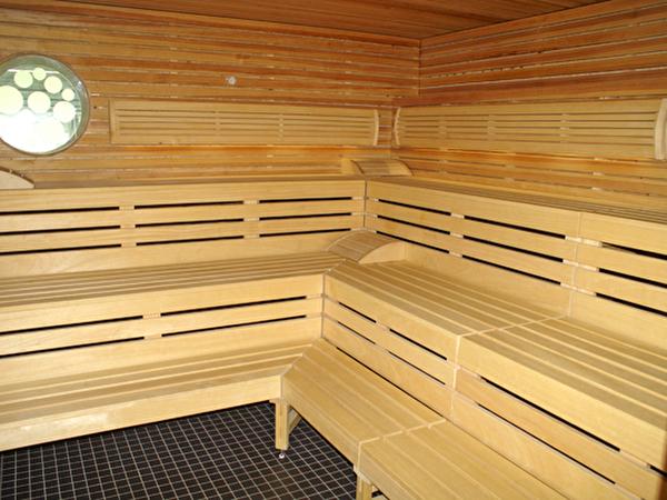 Bild Foto Sauna