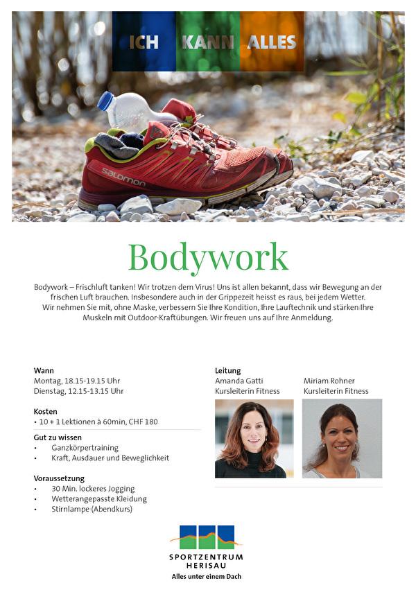 Bodywork - outdoor