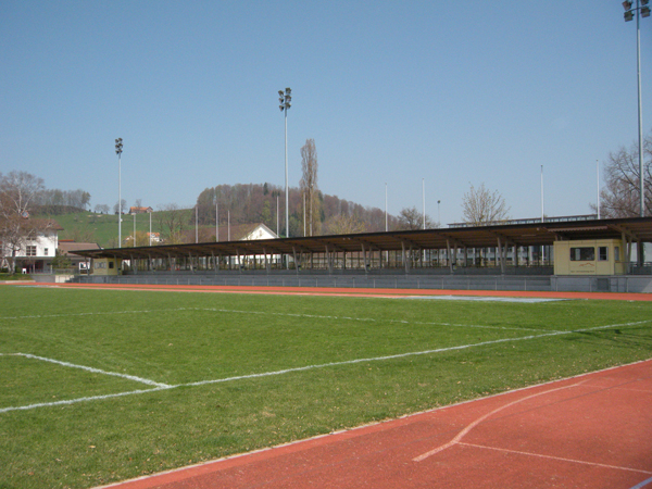 Bild Foto Fussballplatz Ebnet