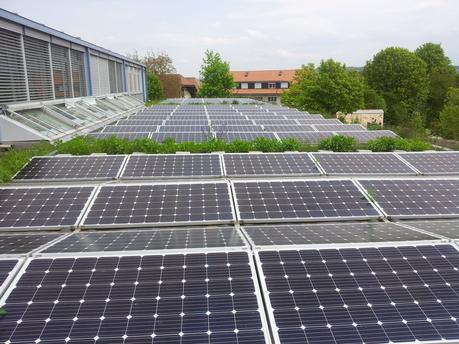 Foto Solaranlagen
