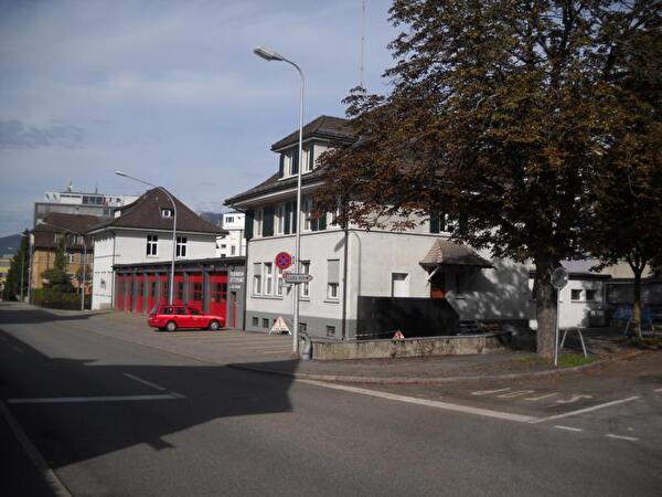 Standort Feuerwehr und Zivilschutz