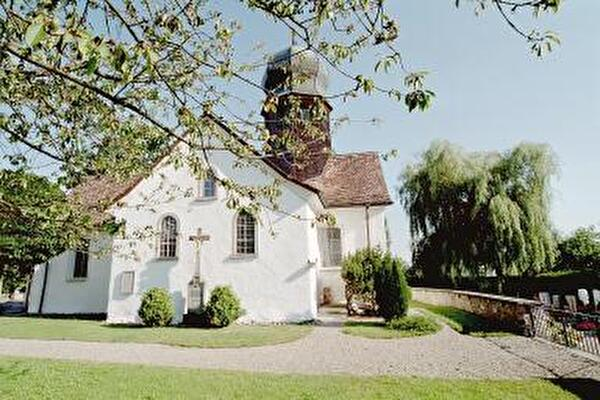 Kirche Gündelhart
