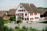 Das Restaurant liegt in Reckenwil, auf der Strecke Hörhausen - Homburg.
