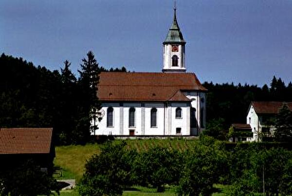 Bild der Kirche Homburg
