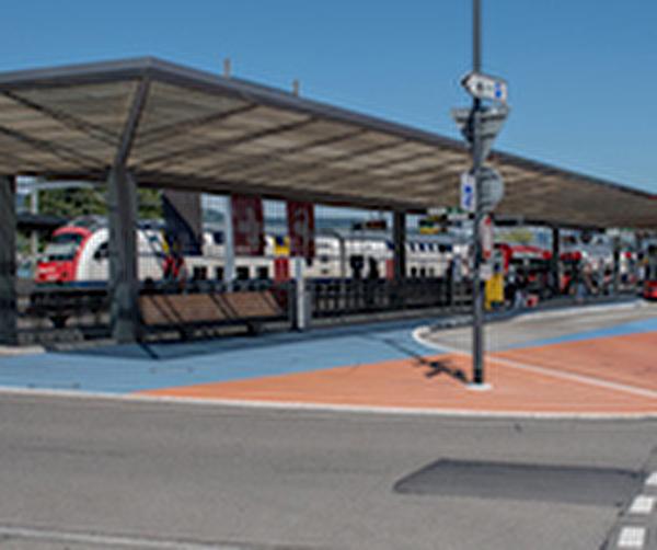 Bahnhof Horgen See