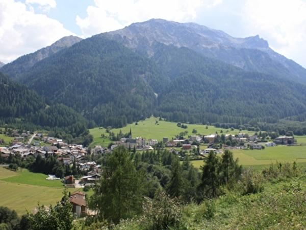 ZSO-Einsatz in Sta. Maria (Val Müstair)