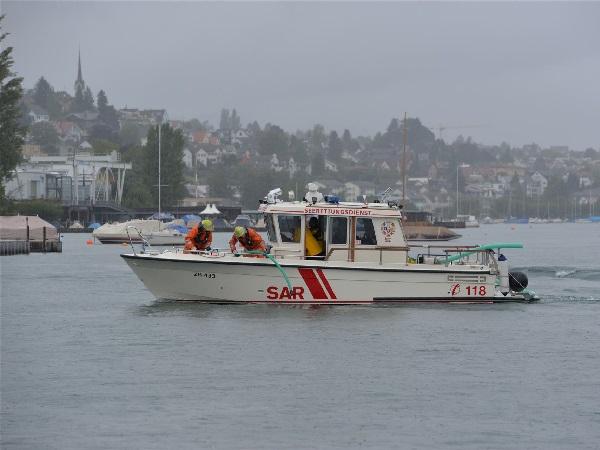 Schiff Seerettungsdienst