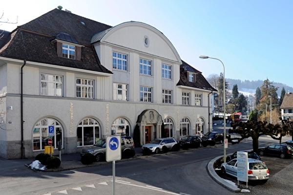 Altes Gemeindehaus