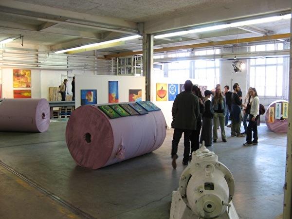 Bild der Ausstellung Szenenwechsel