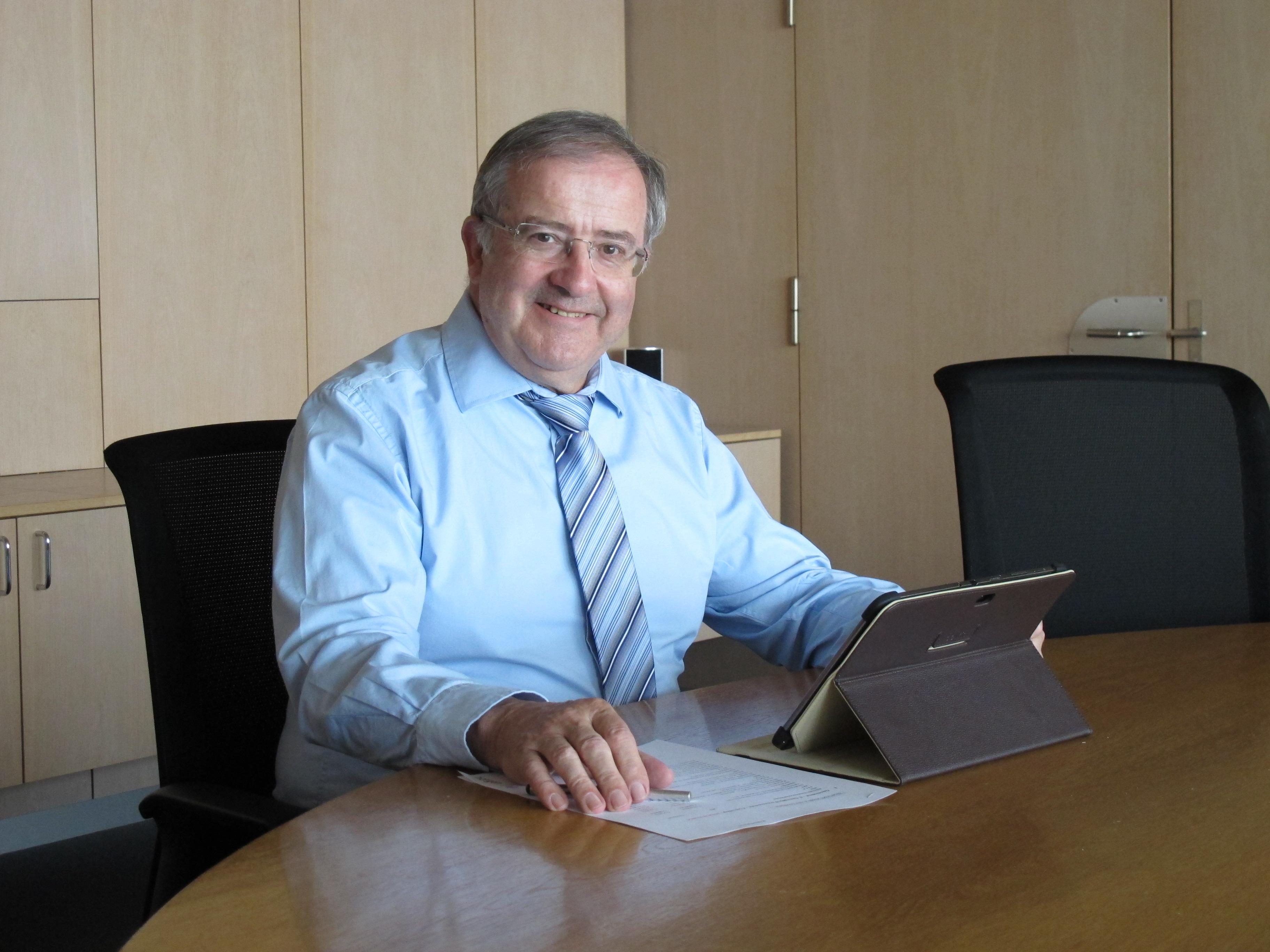 Theo Leuthold, Gemeindepräsident