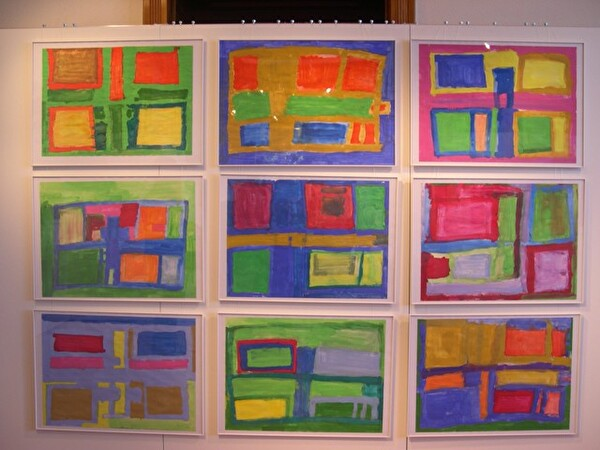 Bild der Ausstellung Talente im Humanitas