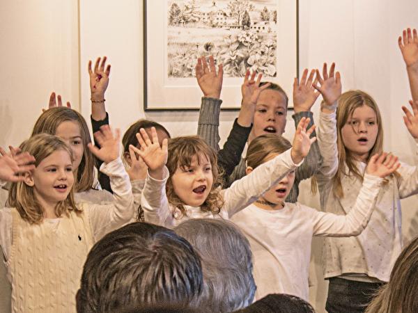 Kinderchor der Musikschule Horgen