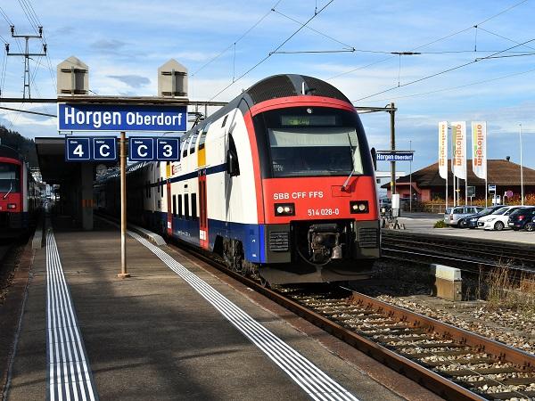 Bahnhof Horgen Oberrieden