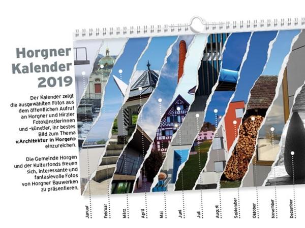 Ausschreibung Kunstkalender 2019
