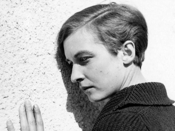 Junge, schöne und knabenhafte Annemarie Schwarzenbach