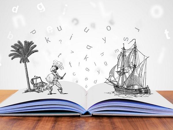 Kinderbuch-Erzählung