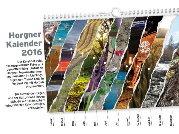 Horgner Kalender 2016