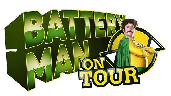 Logo Battery Man