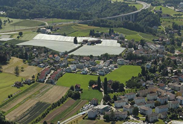 Luftaufnahme Grünhof