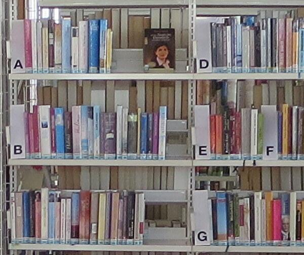 Symbolbild Bibliothek