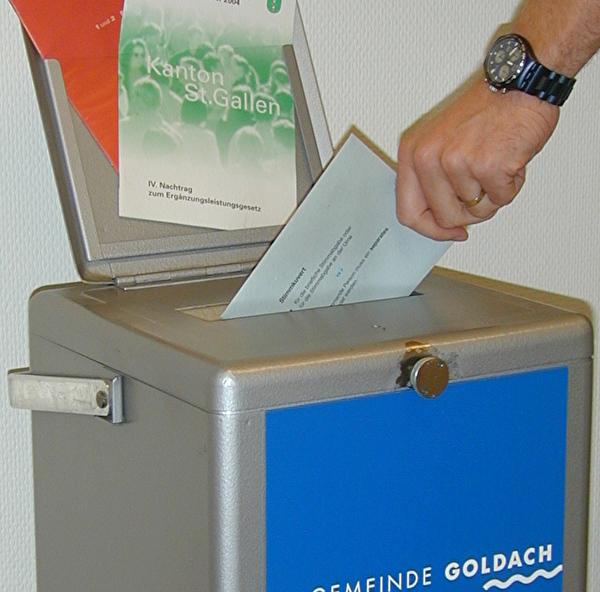 Symbolbild Abstimmung