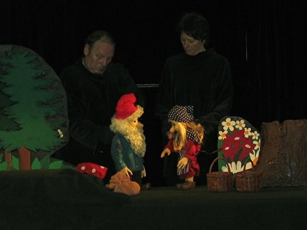 Puppentheater Muggestutz