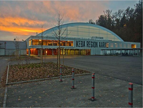 Gebäude KEBA Aarau