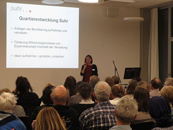 Plattform Freiwillig Suhr 2019