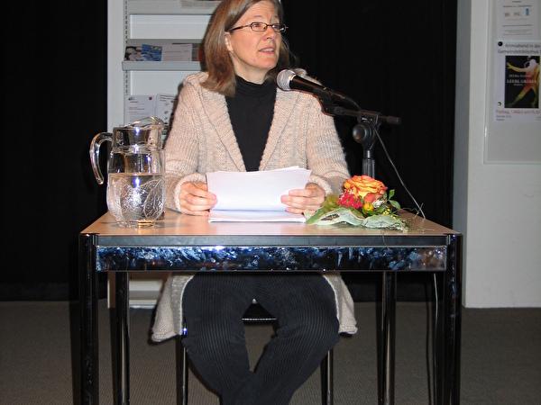 Frau Petra Ivanov