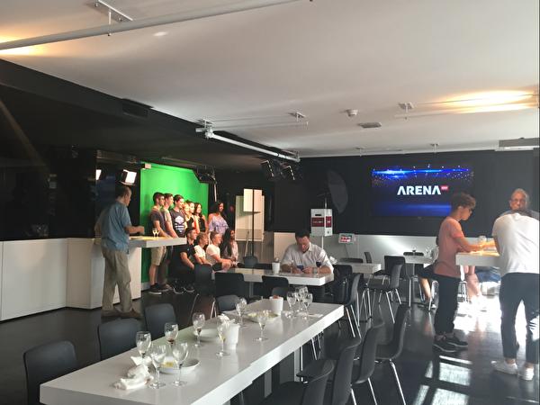 Jungbürgerfeier 2019 - Arena