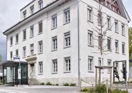 Fotografie des Gemeindehauses