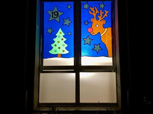 19. Dezember - Lernende der Gemeindeverwaltung, Tramstrasse 14