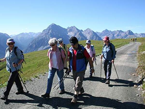 2-Tages-Wanderung in Scuol