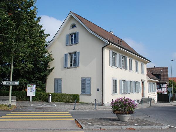 Altes Schul- und Gemeindehaus