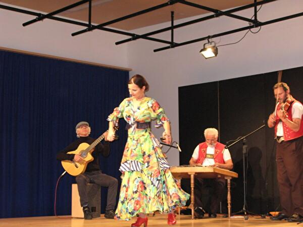 Flamenco & Appenzell