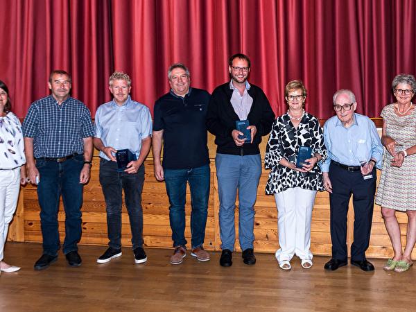 Die Award-Gewinner 2021