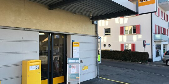 Poststelle in Oberägeri
