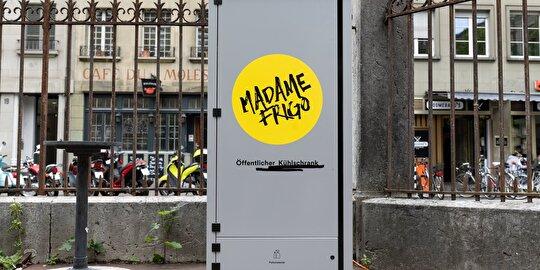 Symbolbild Kühlschrank