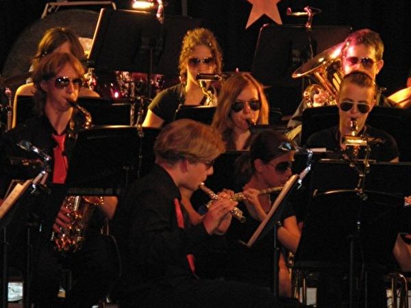 Jahrkonzert Jugendmusik Ägerital 2009