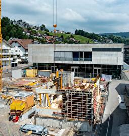Baustelle Hofmatt 4