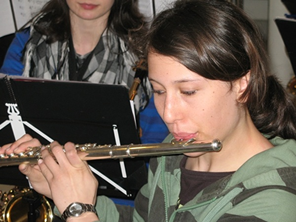Jugenmusik Ägerital Weekend 2009
