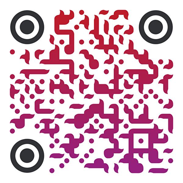 QR-Code für Projektwebsite