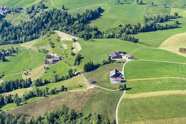 Landschaft Oberägeri