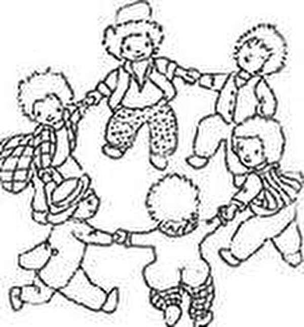 Kindertrachtengruppe
