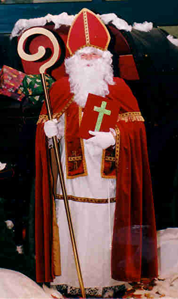 Sankt Nikolaus