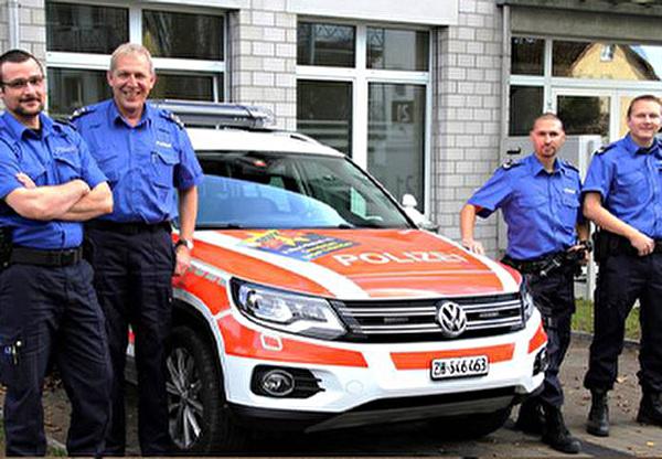 Polizei Rechtes Limmattal